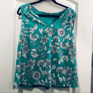 A NEW DAY • Tank blouse • NWT